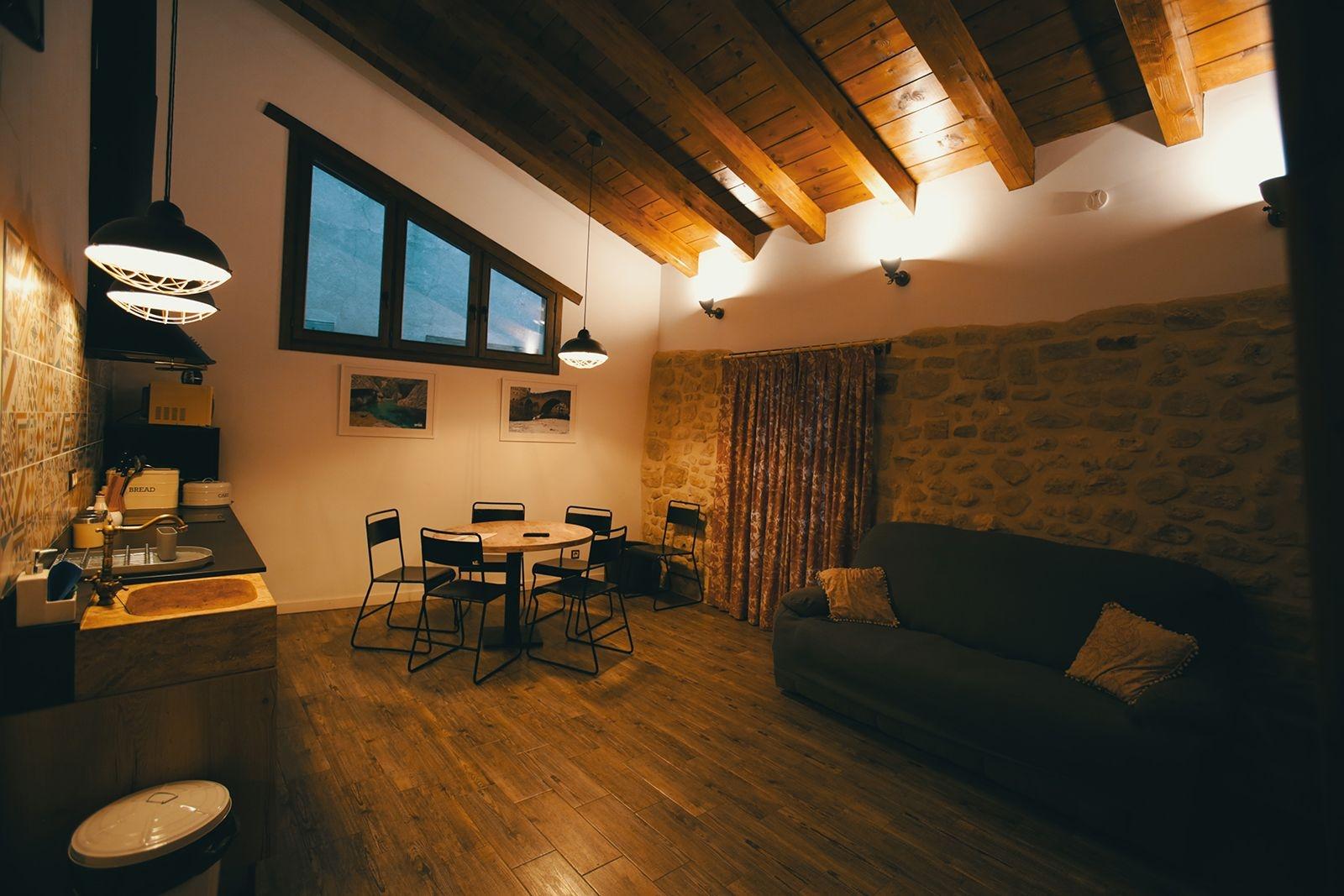El Racó de Vall de Roures - Casa Pilaretes, en el corazón de Valderrobres